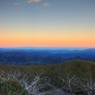 Sunrise in the High Country by Peter Hammer