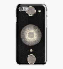 Vintage Sun Moon And Tides iPhone Case/Skin