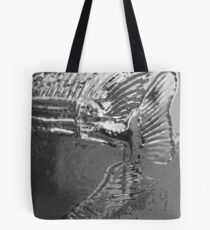 Goldfish abstraction Tote Bag