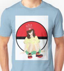 Alola Pokemon Sun And Moon Girl Unisex T-Shirt