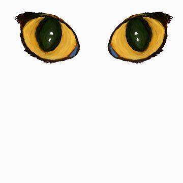 Cat eyes by ecaggiani