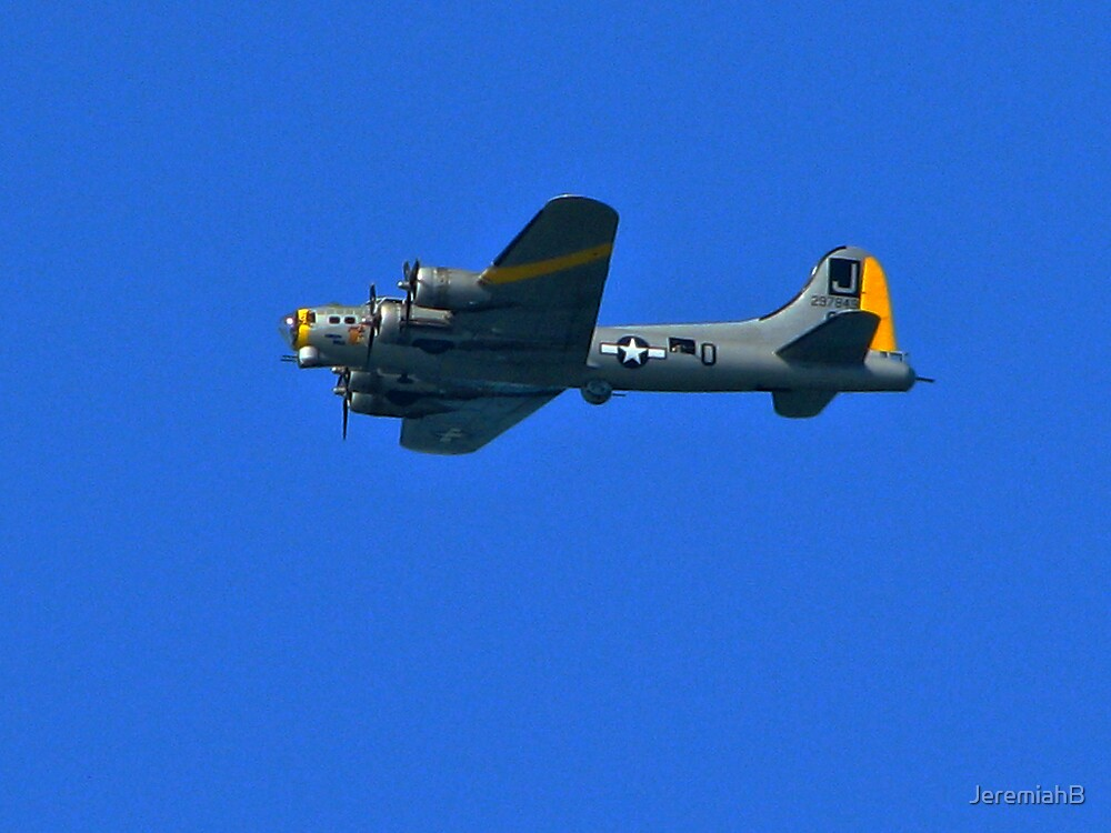 old bomber by JeremiahB