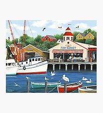 Pelican Bay Photographic Print