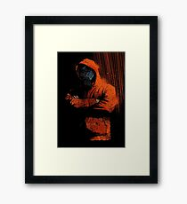 You Got A Problem? (V2) Framed Print