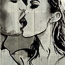 hunger by Loui  Jover