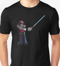Jedi Mario T-Shirt T-Shirt