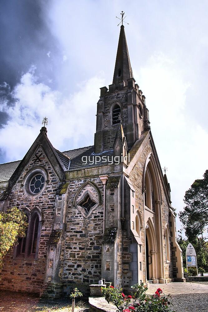 St Andrews Church, Strathalbyn by gypsygirl