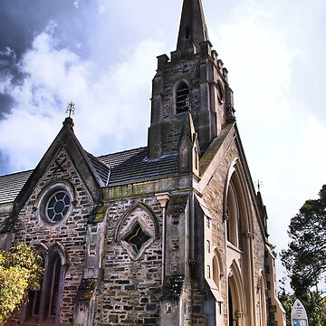 St Andrews Church, Strathalbyn by gypsygirl