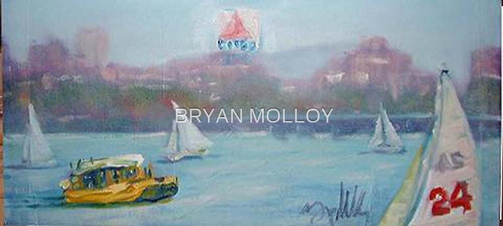 CITGO SIGN, BOSTON by BRYAN MOLLOY