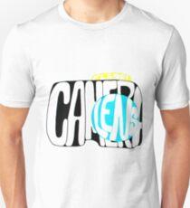 Lights, Camera, Action Unisex T-Shirt