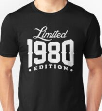 1980 Limited Edition Unisex T-Shirt