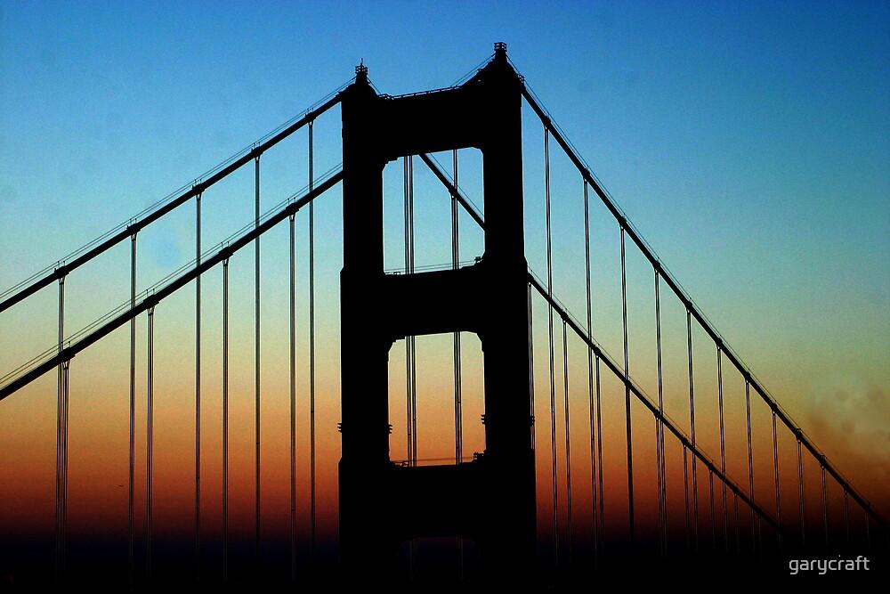 Golden Gate Bridge by garycraft