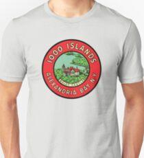 1000 Islands Boldt Castle Alexandria Bay NY 00464 T-Shirt