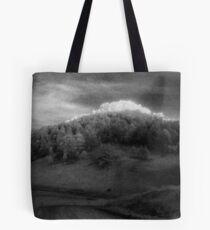 big hill little peak........daniland Tote Bag