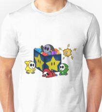 Camiseta ajustada Caja de juguetes de Shy Guy - por Gyianas