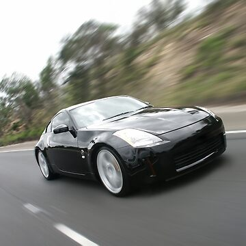 Nissan 350Z by ehor