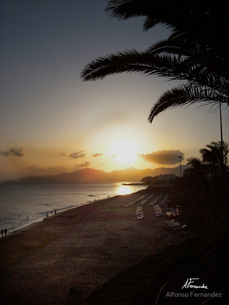 Sunset 10 by Alfonso Fernandez