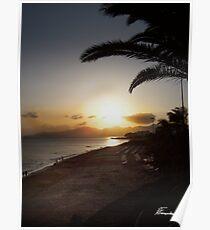 Sunset 10 Poster