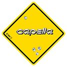 YELLOW-STREET-SIGN-ROTARY-CAPELLA by workshopgarage
