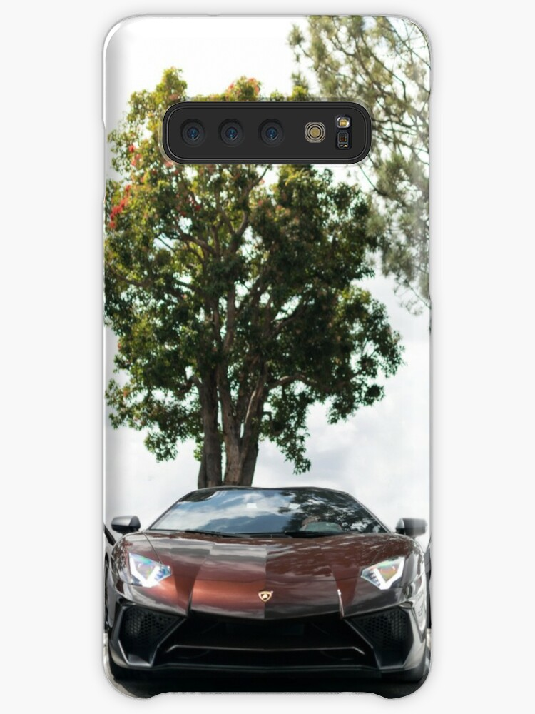 Lamborghini Aventador Sv Cases Skins For Samsung Galaxy By