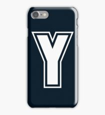yankee iPhone Case/Skin