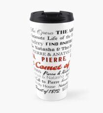 The Great Comet Album Travel Mug