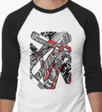 alexjackpicketty Men's Baseball ¾ T-Shirt