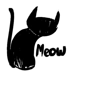 Meow by Maxiomatic