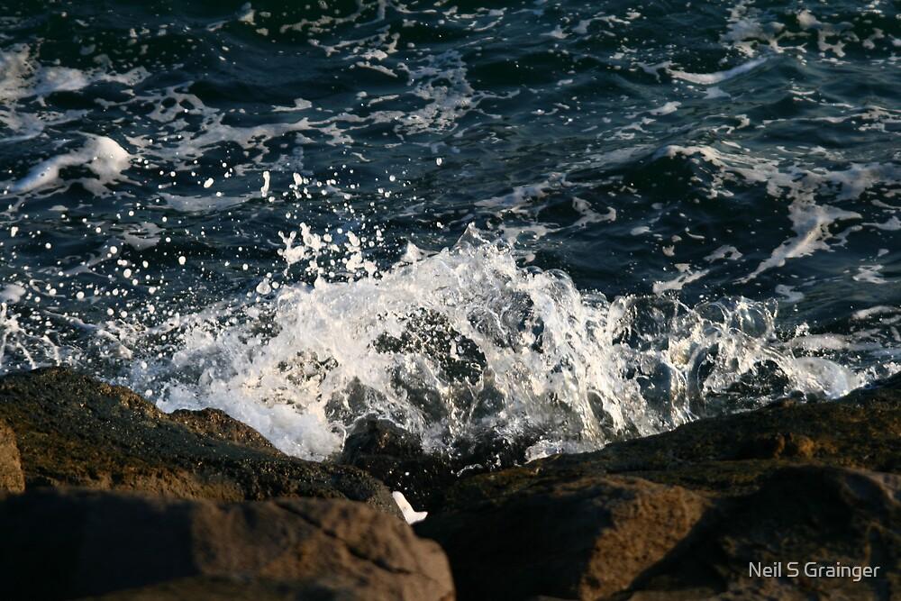Splash! by Neil Grainger
