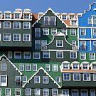 Zaanstad - Netherlands by Arie Koene