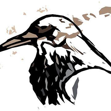 Crow  by Maxiomatic