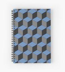 Qbesque Spiral Notebook