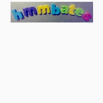 hmmm-magnet by hmmmbates