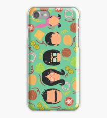 Minimalist Family - Bob's Burgers iPhone Case/Skin