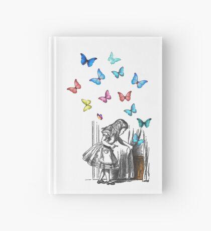 Alicia en el país de las maravillas - que comience la aventura Cuaderno de tapa dura
