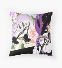 Persona 5 All Out - Haru Throw Pillow