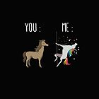 You and me Unicorn by tungdang1507