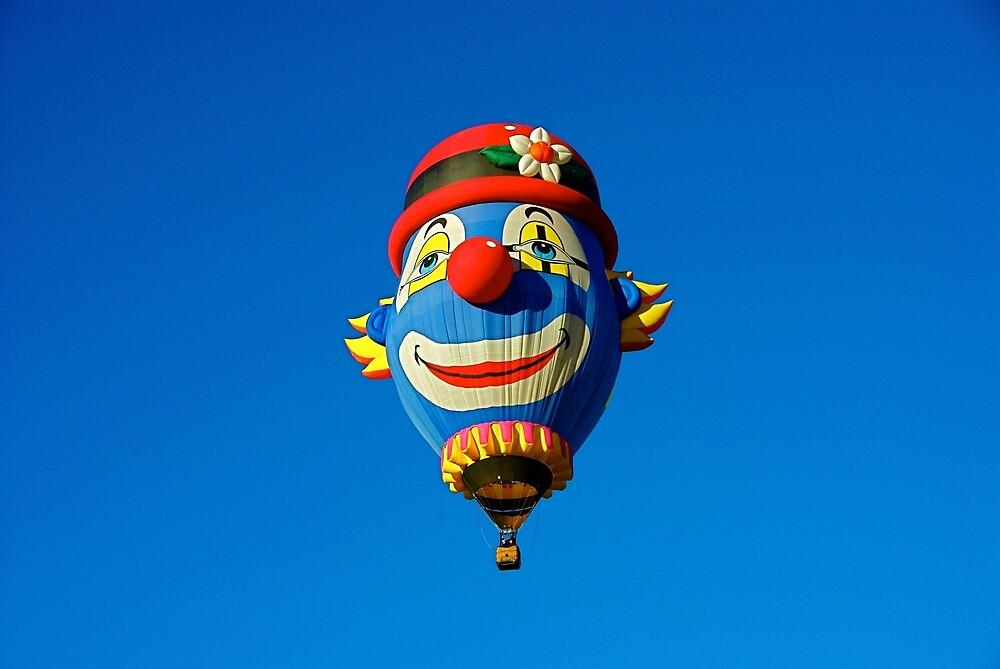 What a Clown! by JBoyer