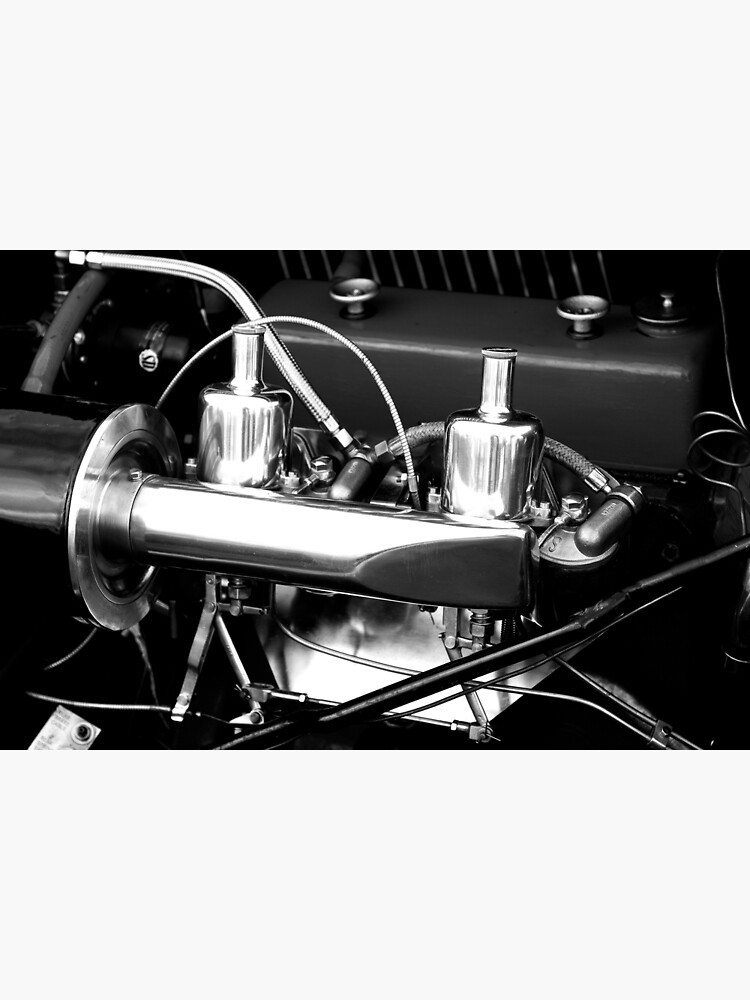 Vintage Car Engine by robcole