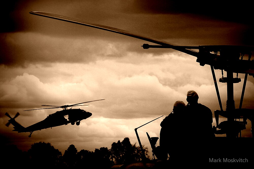 The Choppers by Mark Moskvitch