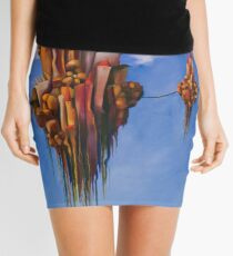 Drifting Kingdoms Mini Skirt