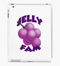 Jelly Fam Kleidung u. iPad-Hülle & Klebefolie