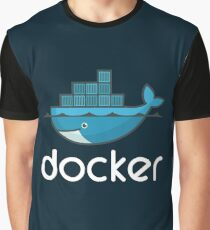 Docker Logo Graphic T-Shirt