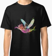 Psychedelic flying catfish Classic T-Shirt