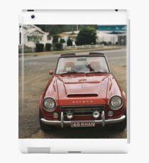 Datsun Sports 2000 Fairlady iPad Case/Skin