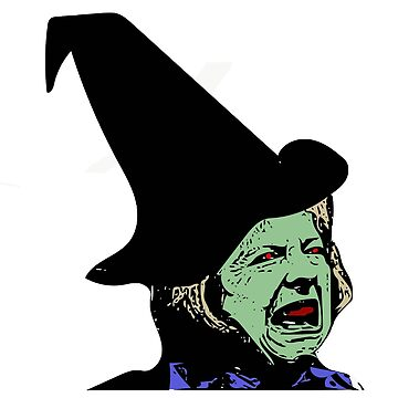 The Wicked Witch of Westminster by Cagemasterpiece