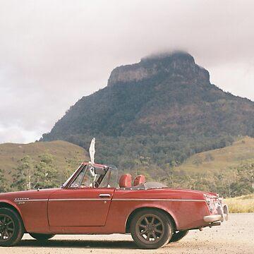 Datsun Fairlady 2000 Sports Mountain by khanzie