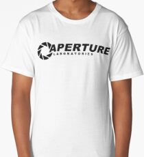 Aperture Laboratories (high quality) Long T-Shirt