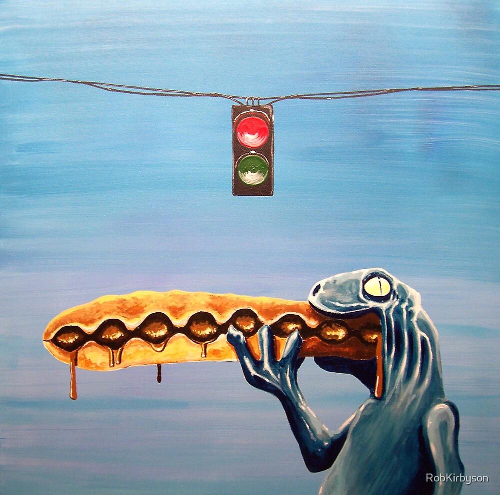 Meatball Sub by RobKirbyson