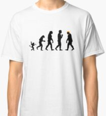 46073255 Trump evolution II Classic T-Shirt